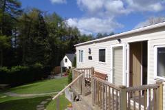 Spruce-caravan-decking